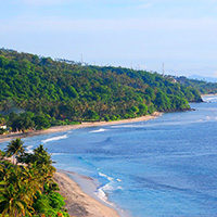 Senggigi - a town sanctified by its amazing beaches and great snorkeling facilities